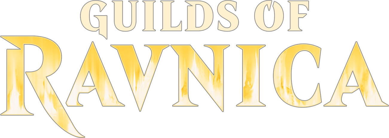 Guilds of Ravnica logo