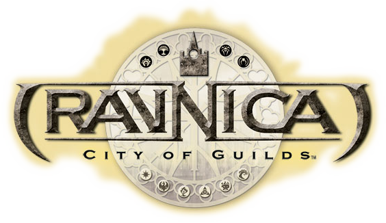 Ravnica: City of Guilds logo